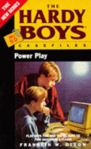 Power Play By Franklin W. Dixon