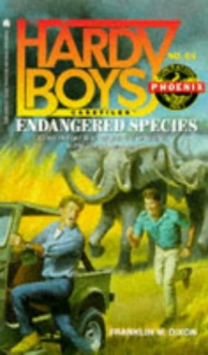 Endangered Species (Hardy Boys Casefiles S.) By Franklin W. Dixon