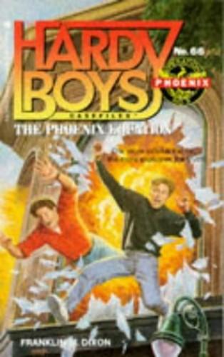 Phoenix Equation (Hardy Boys Casefiles S.) By Franklin W. Dixon