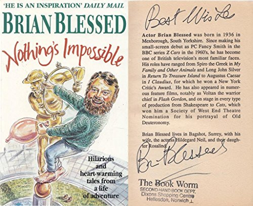 Nothing's Impossible By Brian Blessed