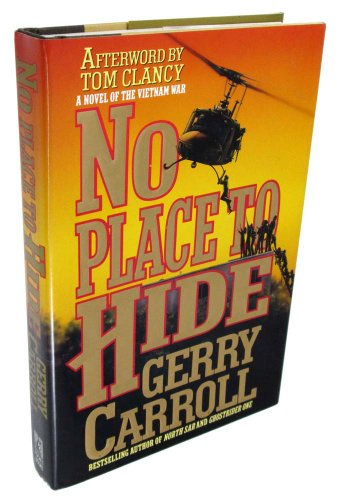 No Place to Hide By Gerald Carroll