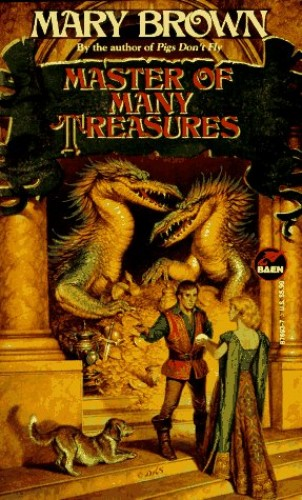 Master Of Many Treasures By Mary Brown