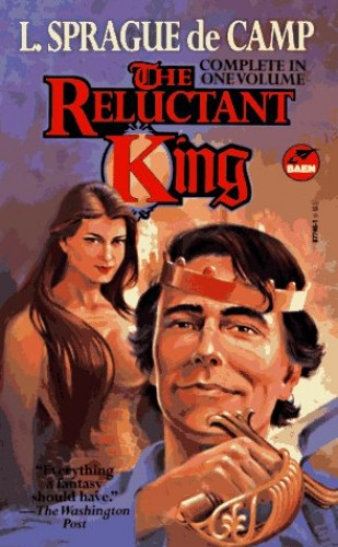 The Reluctant King By Decamp