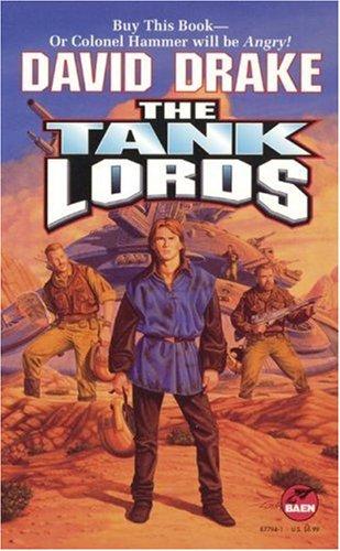 The Tank Lords By David Drake