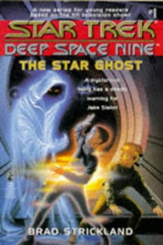 Star Ghost By Brad Strickland