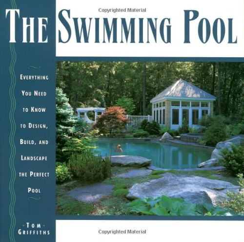 The Swimming Pool Book By Tom Griffiths