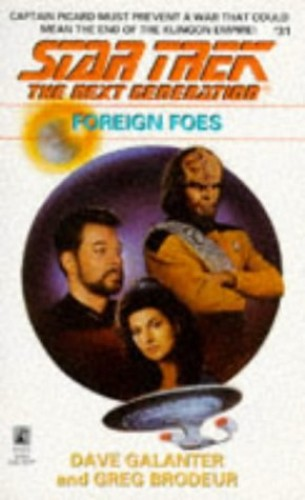 Foreign Foes By Greg Brodeur
