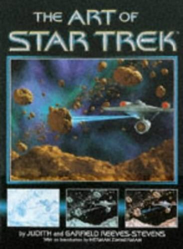 """The Art of """"Star Trek"""" By Garfield Reeves-Stevens"""