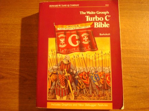 Turbo C. Bible By The Waite Group
