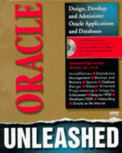Oracle Unleashed by Ais Et al