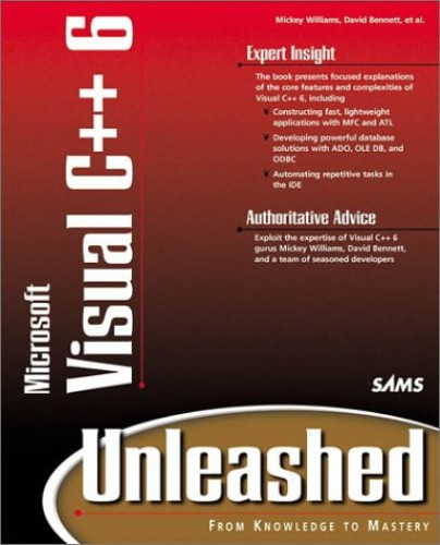 Visual C++ 6 Unleashed By Viktor Toth