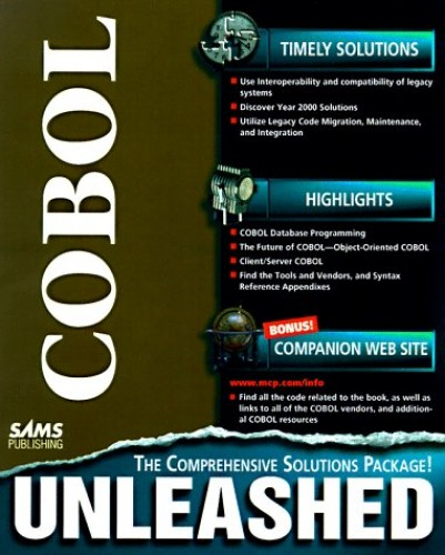 COBOL Unleashed By Sams Development Group