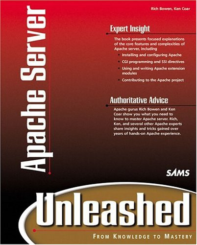 Apache Server Unleashed By Rich Bowen