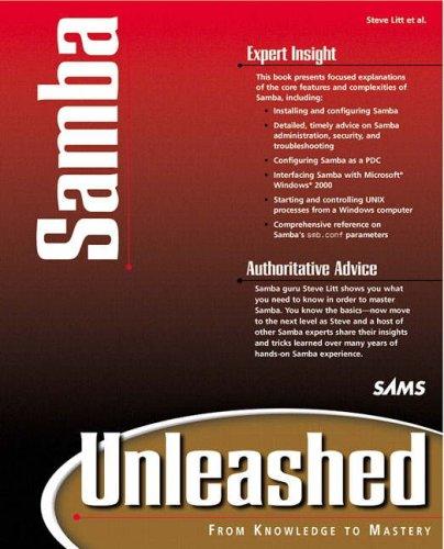 Samba Unleashed By Steve Litt