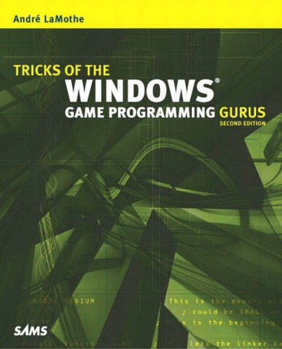 Tricks of the Windows Game Programming Gurus By Andre LaMothe