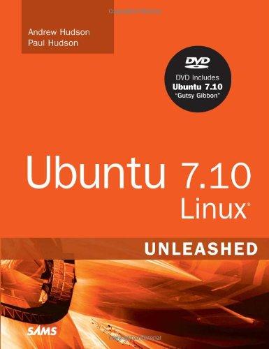 Ubuntu 7.10 Linux Unleashed By Andrew Hudson