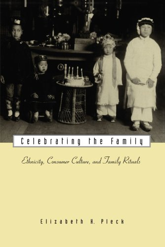 Celebrating the Family By Elizabeth H. Pleck