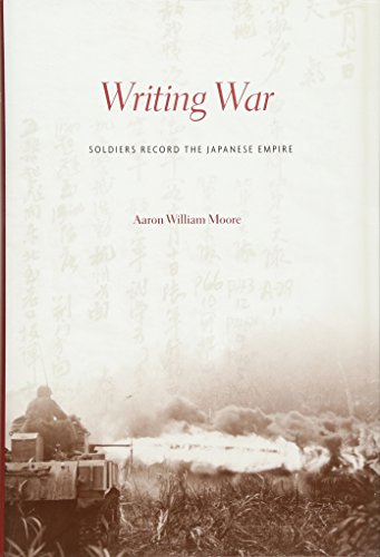 Writing War By Aaron William Moore