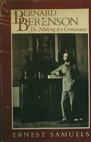 Bernard Berenson By Ernest Samuels