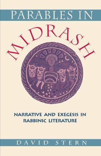 Parables in Midrash By David Stern