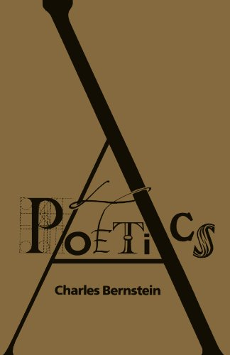 A Poetics par Charles Bernstein