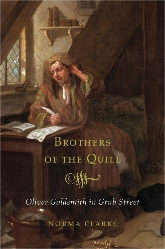 Brothers of the Quill von Norma Clarke