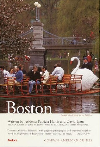 Compass American Guides: Boston, 3rd Edition By Patricia Harris