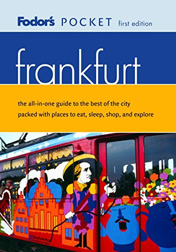Pocket Frankfurt By Eugene Fodor