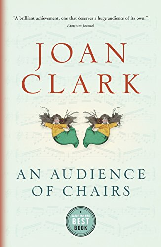 An Audience of Chairs By Joan Clark,   M.S, C.D.E, R.D.
