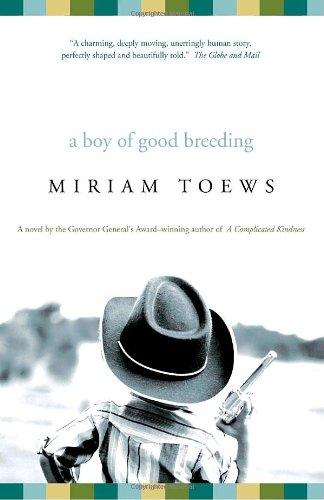 A Boy of Good Breeding By Mirima Toews