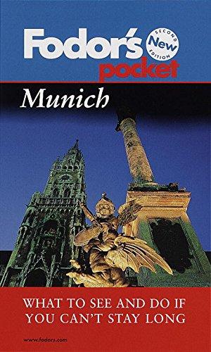 Pocket Munich By Edited by Eugene Fodor