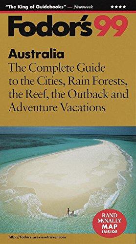Australia By Edited by Eugene Fodor