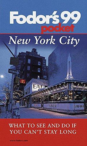 Pocket New York City By Eugene Fodor