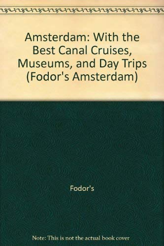Amsterdam By Edited by Eugene Fodor