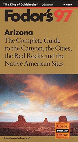 Arizona By Edited by Eugene Fodor