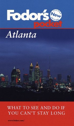 Pocket Atlanta By Edited by Eugene Fodor