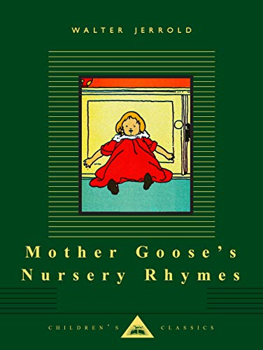 Mother Goose's Nursery Rhymes By Charles Robinson