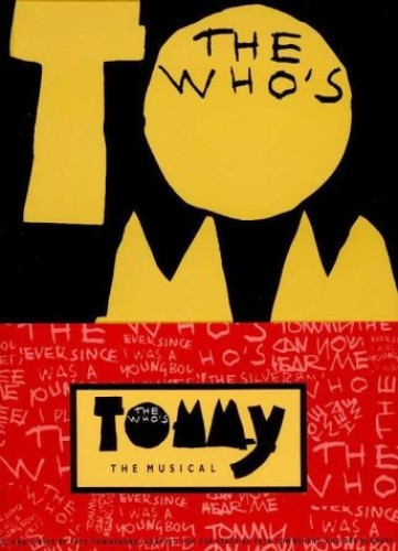 """The Who's """"Tommy: the Musical"""" by Townshend, Pete Mixed media product Book The"""