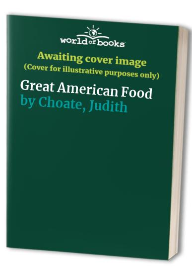Great American Food By Charlie Palmer