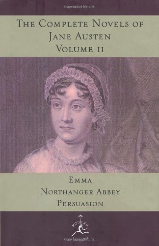 Complete Novels of Jane Austen By Jane Austen