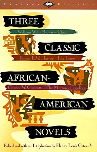 Three Classic African Amer Novel By William W. Brown