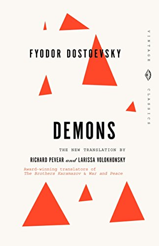 The Demons By F. M. Dostoevsky