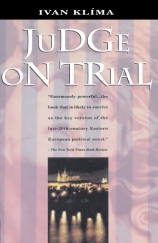 Judge on Trial By Ivan Klima