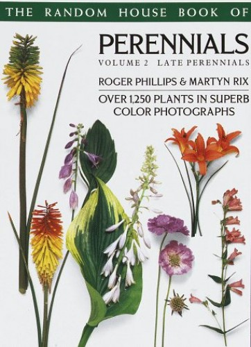 The Random House Book of Perennials By Roger Phillips