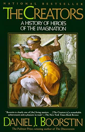 The Creators By Daniel J. Boorstin