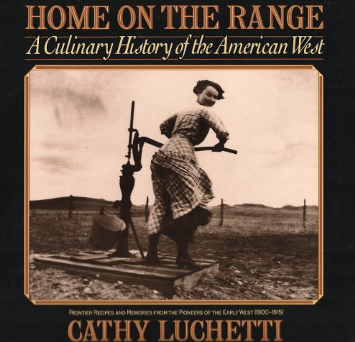 Home on the Range By Cathy Luchetti