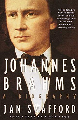 Johannes Brahms von Jan Swafford