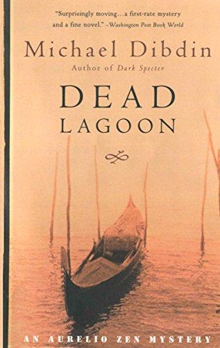 Dead Lagoon By Michael Dibdin