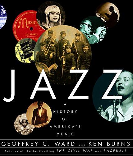 Jazz By Geoffrey C Ward