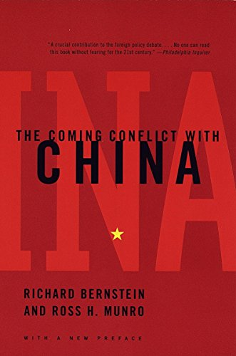 The Coming Conflict with China By Richard Bernstein